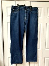 Red Monkey Company Rmc Designer Demin Jeans Let It Bee! Size 42 X 33 Lot 1002