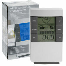 Orologi e sveglie da casa grigio digitale in plastica