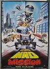 L54 - MAD MISSION  2 - Aces Go Places - Original Kinoplakat