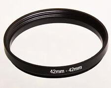 T2 T-mount 42mm-42mm T-T Mini Macro Extension tube telescope adapter ring 42-42
