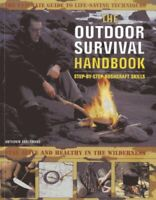 The Outdoor Survival Handbook: Step-by-step Bushcraft S... by Anthonio Akkermans