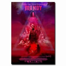 Mandy Nicolas Cage Andrea 24x16inch Movie Silk Poster Wall Decoration Hot