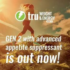 New Truvision Health Trufix & TruWeight & Energy Gen2 Advanced combo 15 daytrial