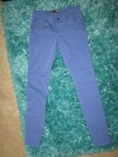 LADIES SLATE BLUE BENCH JEANS * 25 * DRUMMING SLIM JEAN * BLMA0270-15