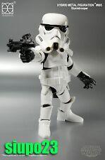 86hero Herocross ~ HMF #005 Star Wars Stormtrooper Figure