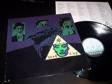 "Heads Up ‎""Soul Brother Crisis Intervention"" LP EMERGO EUROPE 1990 - INNER"