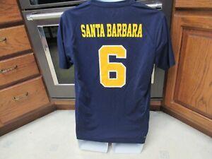 Santa Barbara Coast Volleyball Club stretchy jersey shirt Men's Small