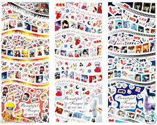 3in1 Cartoon Design Nail Art Decals Japanese Style Nail Art Manicure Accessories