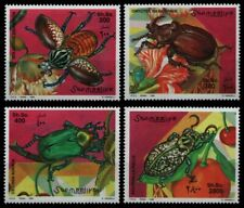 Somalia 1998 - Mi-Nr. 683-686 ** - MNH - Käfer / Beetles