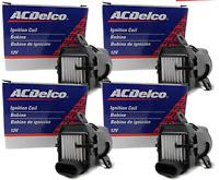D585 ACDELCO UF-262 Ignition Coils for Chevrolet GMC 5.3L 6.0L 4.8L V8 SET 4