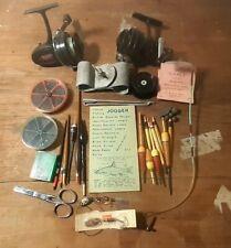 Job Lot Vintage Fishing Tackle Floats Reels etc