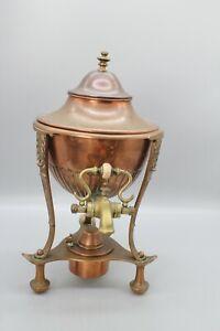 Vintage Copper Spirit Kettle