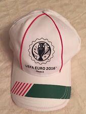 UEFA Euro 2016 HUNGARY Magyarország One Size Hat
