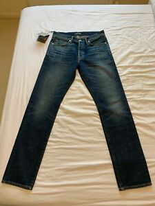 Tom Ford Straight Cut Selvedge Jeans 31