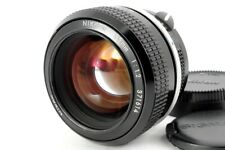 Nikon New NIKKOR 55mm F1.2 Non Ai Standard Manual Lens From Japan #3840
