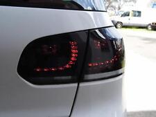 LED RÜCKLEUCHTEN tiefschwarz für VW GOLF 6 VI 08-12 5K1 GTI/R_Look links rechts
