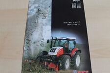 140531) Steyr 4100 4115 6115 6125 6135 Prospekt 09/2003