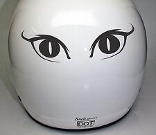 Watching Eyes Car Motorcycle Bike Helmet Sticker Decal Avoid Bird Magpie Attack
