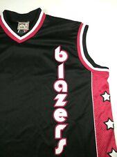 VTG Majestic Portland Trail Blazers NBA Hardwood Classics Basketball Jersey 2XL