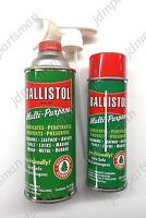 Ballistol Multi Purpose Lubricant Gun Cleaner 16oz Can + 6oz Aerosol w/ Trigger