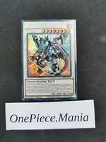 Yu-Gi-Oh!  Dragon Sauvage Chargeborrelle   MP20-FR017 Secrète Rare