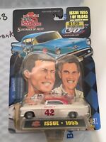 Vintage 1999 Racing Champions Petty Racing 50th Issue 1955 Die Cast Car 1:64