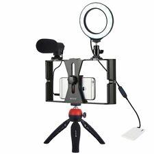 Rig Stabilizer Holder Vlog Video Light Microphone Photo Studio for Smartphone