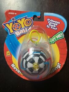 Yoyo ball, from Big Time Toys, Classic Toy Never Needs Rewinding (9 VARIATIONS)
