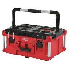 "Milwaukee 48-22-8425 Packout? 22"" Large Tool Box, Modular Storage Tool Organizer"