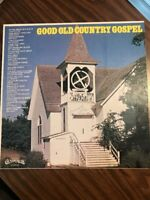 Good Old Country Gospel 2 Disk Vintage Record