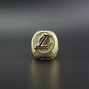 Los Angeles Lakers 2020 LeBron James Championship Ring Nice Gift for Fans