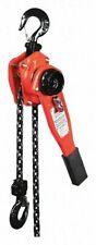 Dayton 29XP46 Lever Chain Hoist 1500 lb Load Capacity, 10 ft Lift 29XP46A
