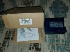 Power Supply TDK-Lambda DPP50-15 Lambda 115/230VAC Vout ADJ New