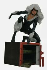 Marvel Gallery Black Cat 9-Inch PVC Figure Statue NIB