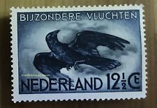 EBS Netherlands Nederland 1938 Special Airmail Carrion Crow 321 MNH**