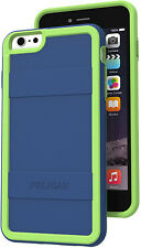 Pelican ProGear Cover Case for Apple iPhone 6/6S  Plus  Blue / Lime Green