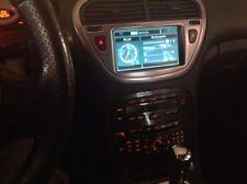 PEUGEOT 607 GPS NAVIGATION SYSTEM RADIO DISPLAY NAVI SAT NAV RT3