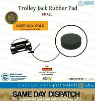 2 Ton Trolley Jack Stand Hydraulic Lift Car Protective Rubber Saddle Pad Adapter