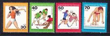 Germany Berlin 9NB124-27 MNH 1976 Youth Sports Training for the Summer Olympics