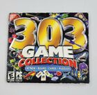 303 Game Collection Pc Cd-rom Computer Game Windows 98/me Xp New Sealed Vintage
