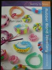 Rubber Band Jewellery Instruction Book 20 Projects Loom & Hook