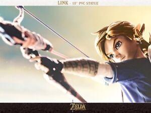 "First4Figures - Legend Of Zelda: Breath of the Wild - Link (Standard) 10"" PVC"