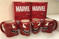 Marvel Carnage Spider-Man 16oz. 3D Molded Mug