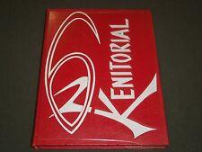 1962 KENITORIAL KENMORE WEST SENIOR HIGH SCHOOL YEARBOOK - KENMORE NY - YB 838