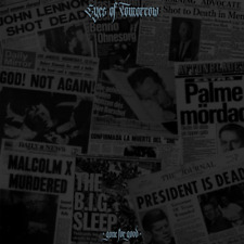 "EYES OF TOMORROW - GONE FOR GOOD (7"") EP NEU ltd. Red Vinyl Hardcore HC Rykers"