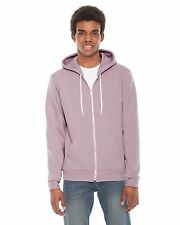 American - NEW f497 Zip Hoodie Flex Fleece Hooded Sweatshirt XS-2XL FREE SHIP
