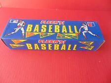 BASEBALL 720 CARDS FLEER 1991 Complete Factory Set MLB 50 Stickers