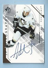 JORDAN STAAL 2006/07 SP AUTHENTIC CHIROGRAPHY AUTOGRAPH AUTO