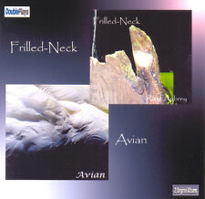 Frilled-Neck / Avian Double CD Pack (Ross Aubrey) Llafeht Publishing