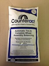Counteract Tyre Balancing Beads  -  1 X 12oz (340g) - World Market Leader